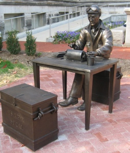 Ernie Pyle, Indiana University Bloomington campus, Media School